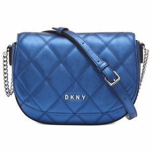 DKNY Sofia Leather Saddle Bag,